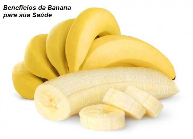 Benefícios da Banana para sua Saúde