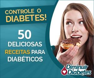 20 Receitas para Diabéticos