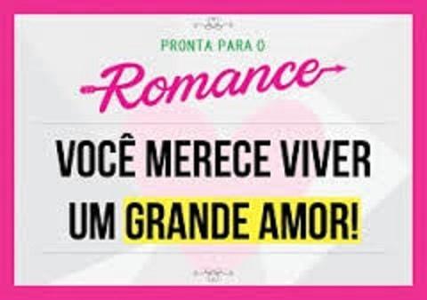 Pronta para o Romance