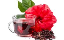 Chá de Hibisco para Emagrecer de forma Natural
