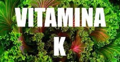 Vitamina K – Benefícios para sua Saúde